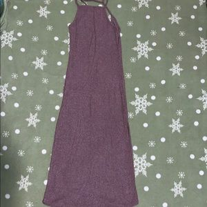 A Casual dress